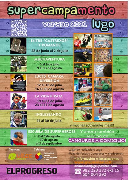 Supercampamento Lugo 2021